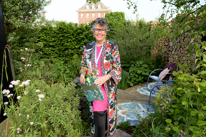 Pure Leith on the Viking Cruises' 'The Art of Viking Garden' at RHS Chelsea Flower Show'