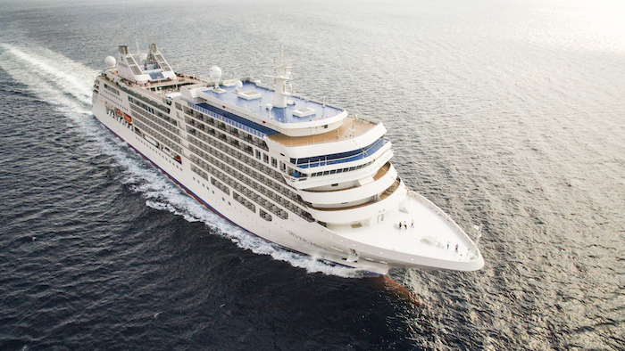 Silver Muse is the first in Silversea's Muse Class