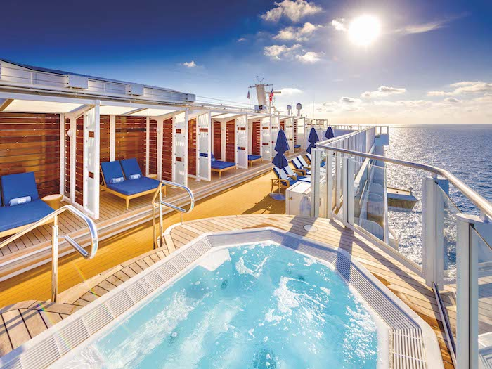 Vibe Beach Club on Norwegian Joy review