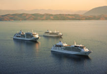 Silversea classes explained