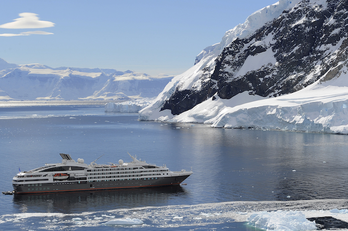 Antarctica makes for one of the best expedition cruises