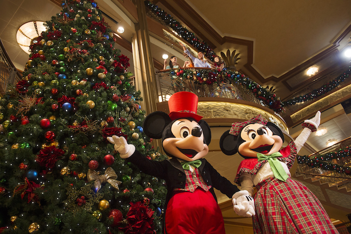 Disney Cruise Christmas 2020 Disney Cruise Line Christmas 2020   Cruise International