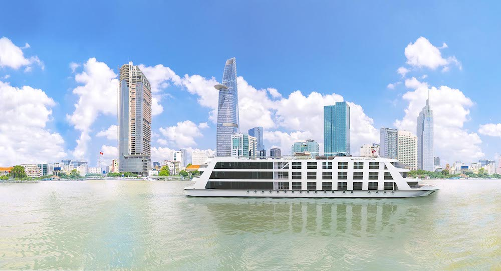 Emerald Harmony on an Emerald Waterways river cruise