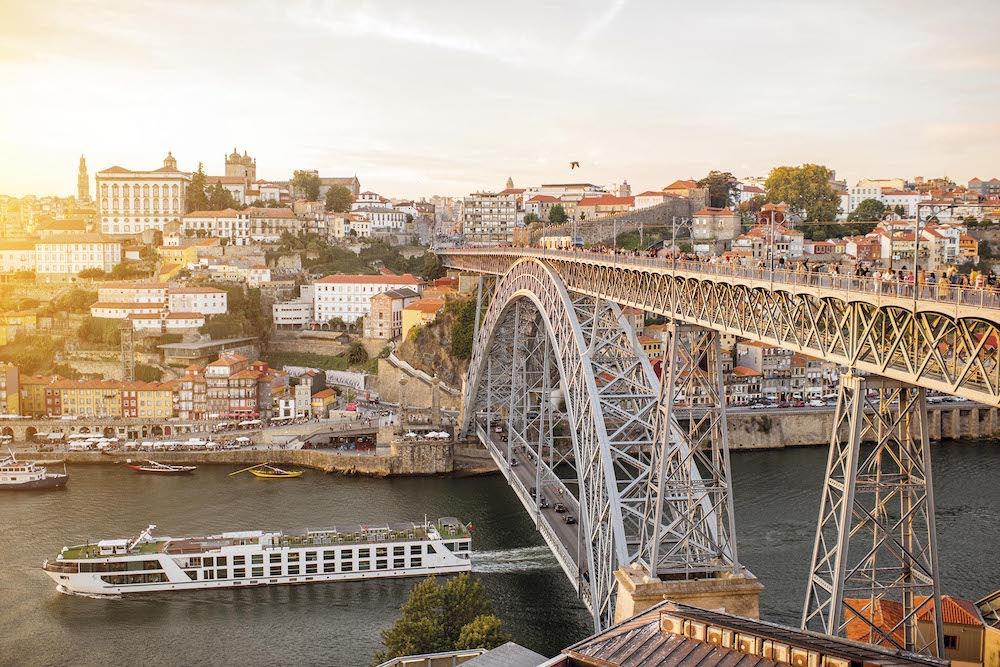 Emerald Waterways river cruise on the Douro