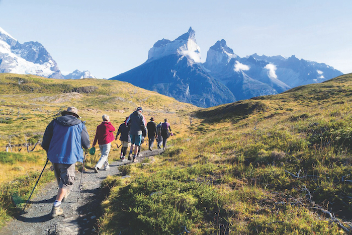 South-America-trekking-on-one-of-the-best-expedition-cruises