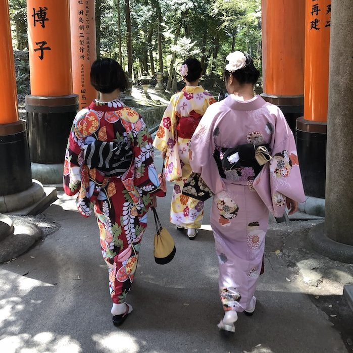 Silversea-Japan-cruise-review-kimonos