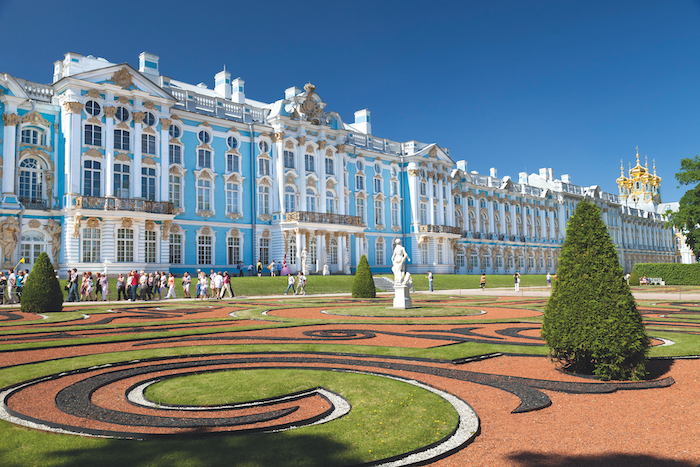 Russia-river-cruises-catherines-palace