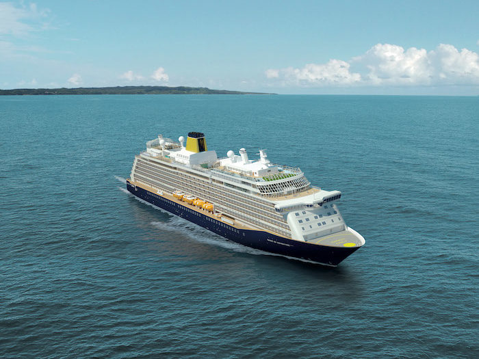 New-cruise-ships-2020-Spirit-of-Adventure