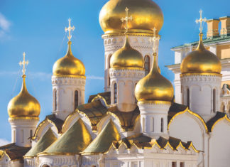 Viking-russia-river-cruise-kremlin